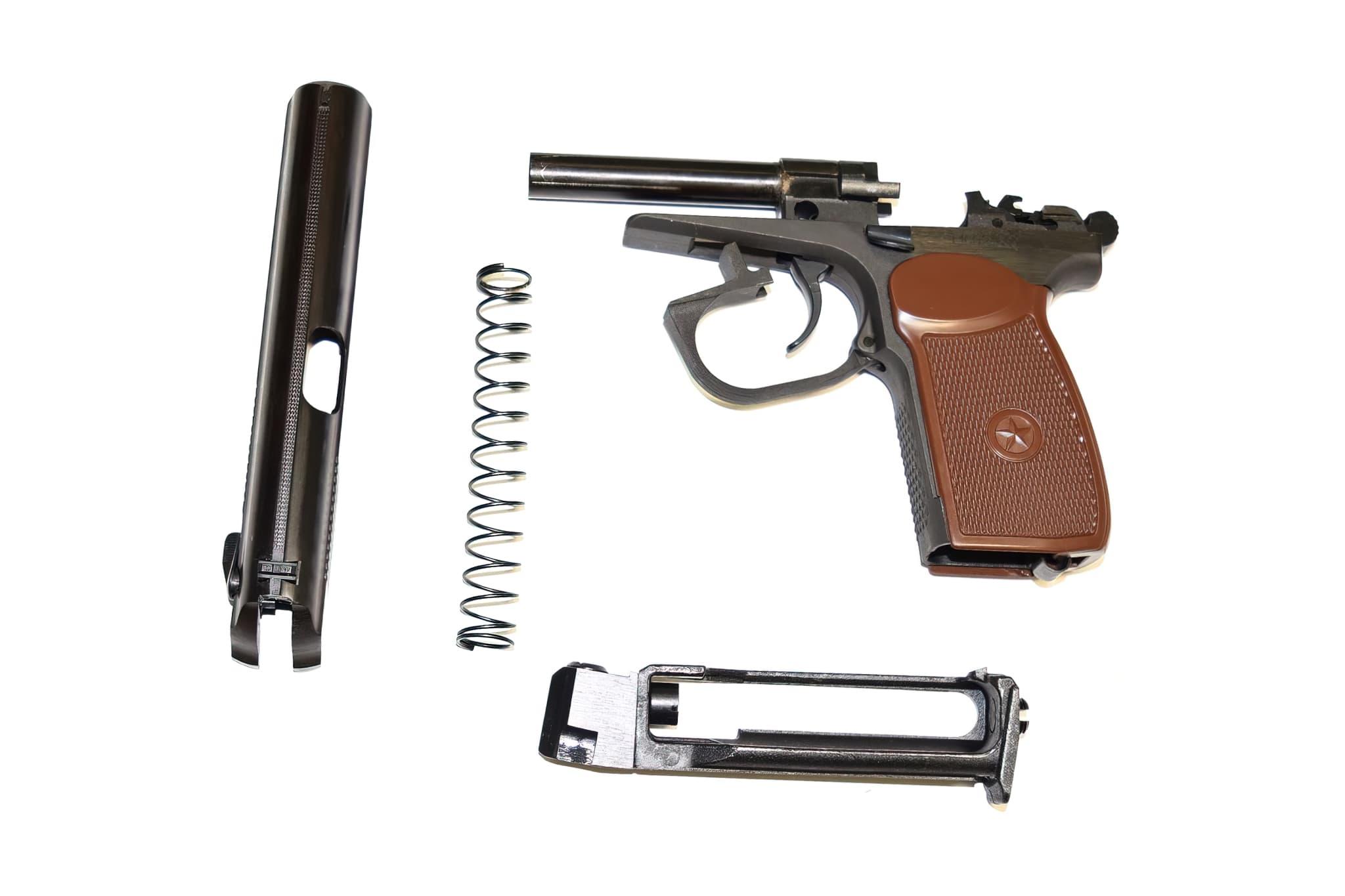 Õhupüstol Makarova МР-654К