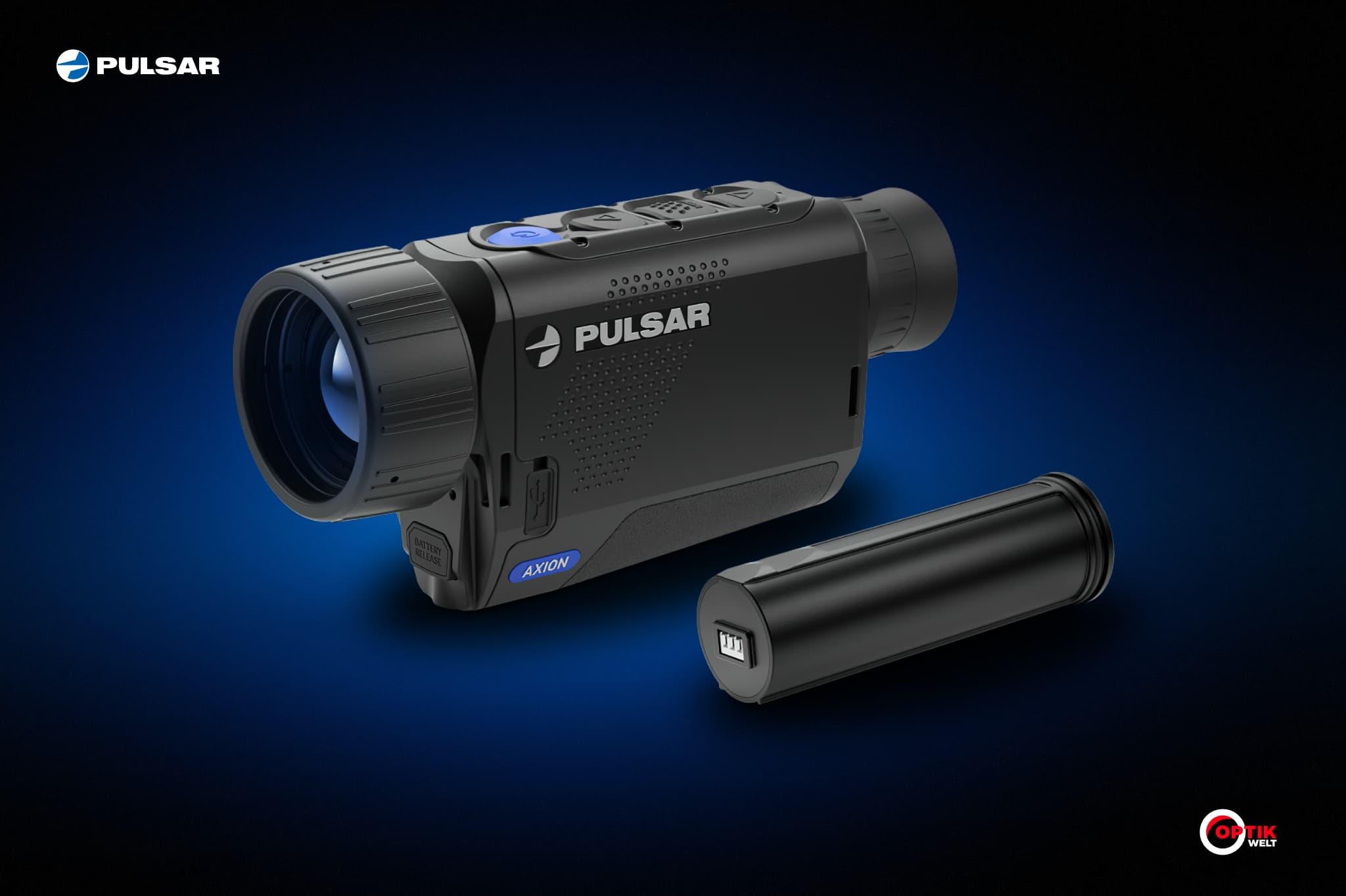 Pulsar Axion B-Pack battery