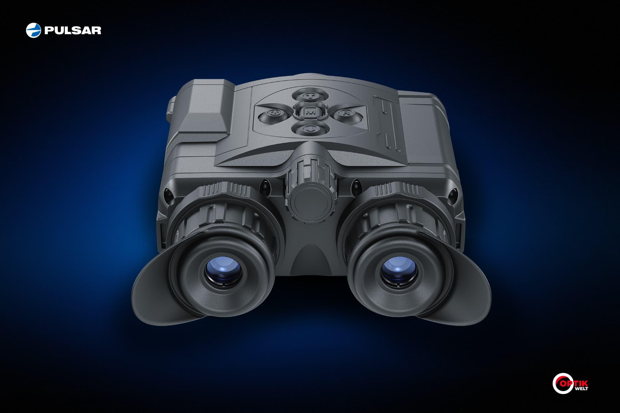 Termokaamera Pulsar Accolade LRF XP50