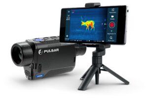 Pulsar Stream Vision app