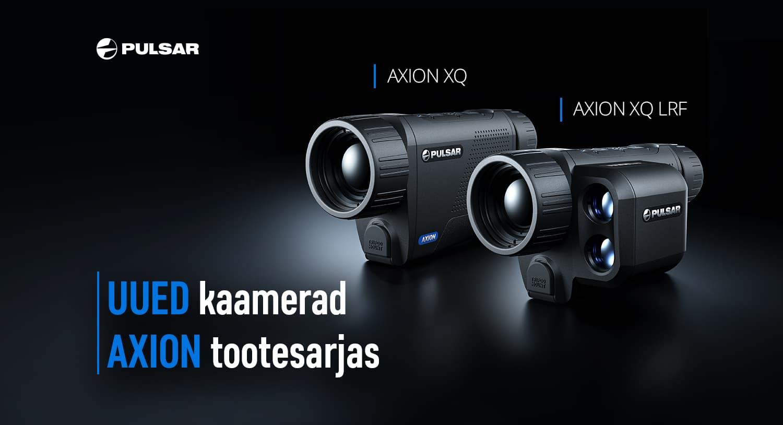 Axion XQ uued kaamerad