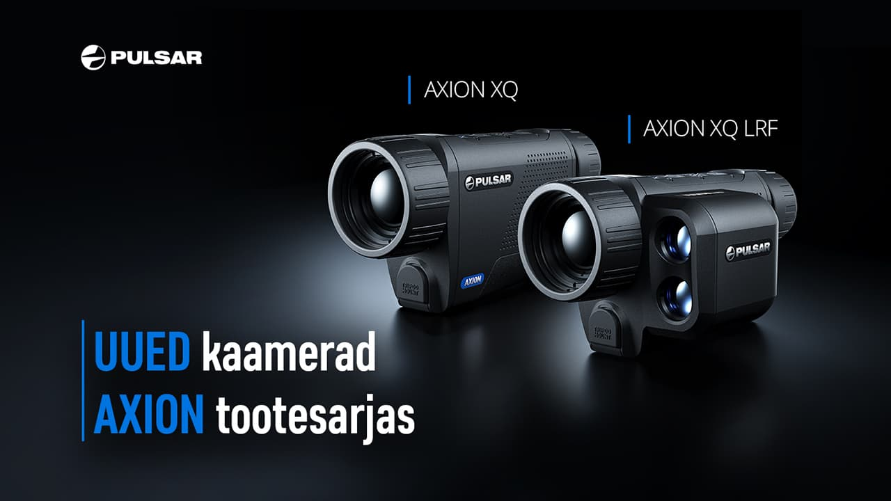 Axion XQ uued tooted