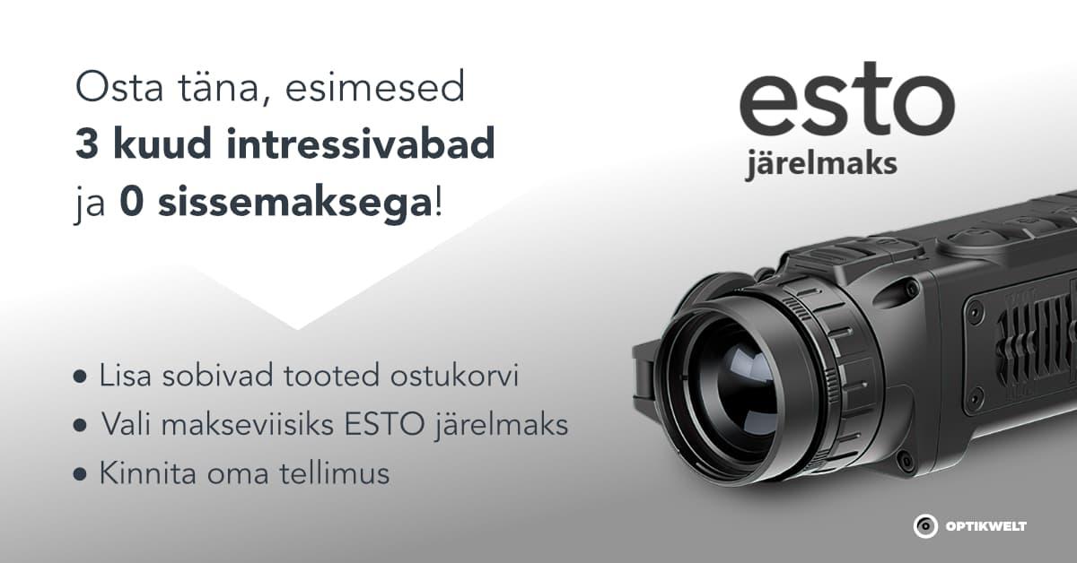 Optikwelt ESTO järelmaks